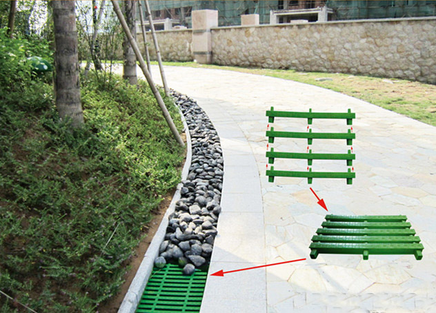 Buy High Strength Drain Overflow Channel Grating High Strength Drain Overflow Channel Grating