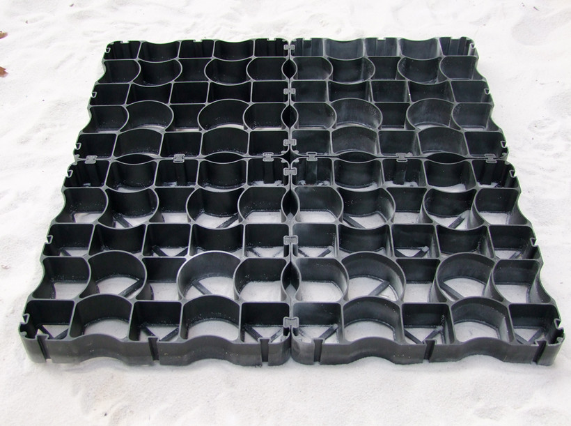Lawn Protection Cow Horse Ground Reinforcement Grid