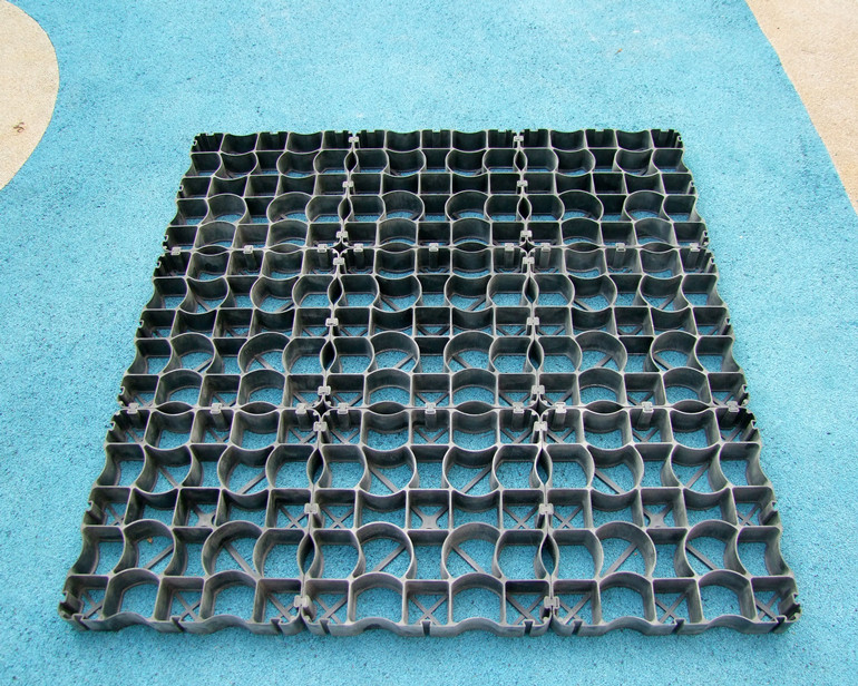 Mud Flooring Reinforcement System Racing Grid for Horse Stall
