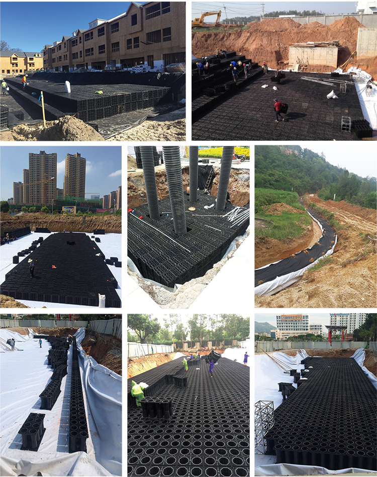 Buy Surface Water Drainage Plastic Soakaway Crate Surface