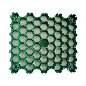 Plastic Grid Grass Pavers For Reinforcement