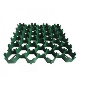 Durable Ground Grass Grid Plastic