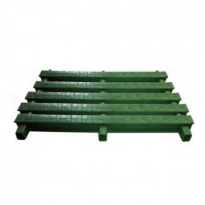 Plastic Green Water Grating Material