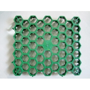 Plastic Geocell Grass Paving Grid
