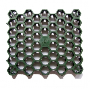 Plastic Grid Paving For Construction