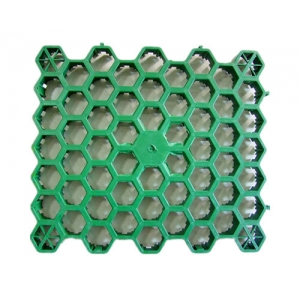 Plastic Grass Reinforcement System For Parking