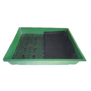 HDPE Roof Greening Flowers Containers