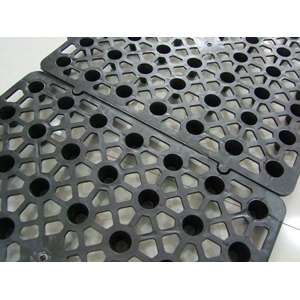Lightweight Roofing Materials HDPE Drainage Board