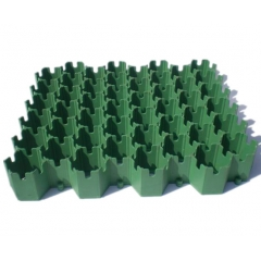 Parking Plastic Grass Paver