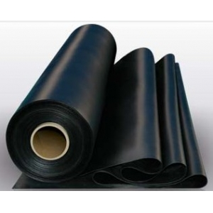 Black Plastic HDPE Geomembrane for Water Treatment System