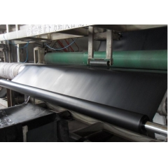 Plastics HDPE Smooth Geomembrane