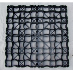 Ground Reinforcement Horse Racing Plastic Floor Grid