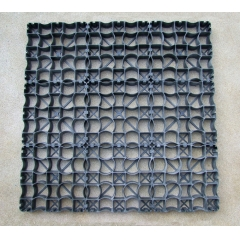 Interlocking Plastic Grid Open Stables Flooring