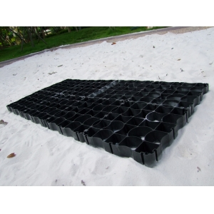 Mud Management Plastic Grass Paver Stabilizer Grid for Equestrian