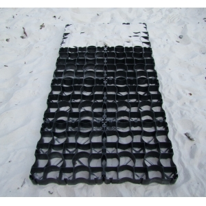 HDPE Material Non Toxic Paddock Drainage True Grid Flooring