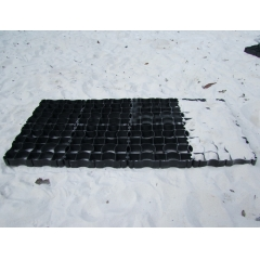 Grid Matting Soil Stabilizer for Equestrian