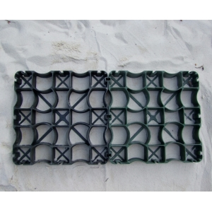 Easy Install Plastic Gravel Grid System for Horse Stall